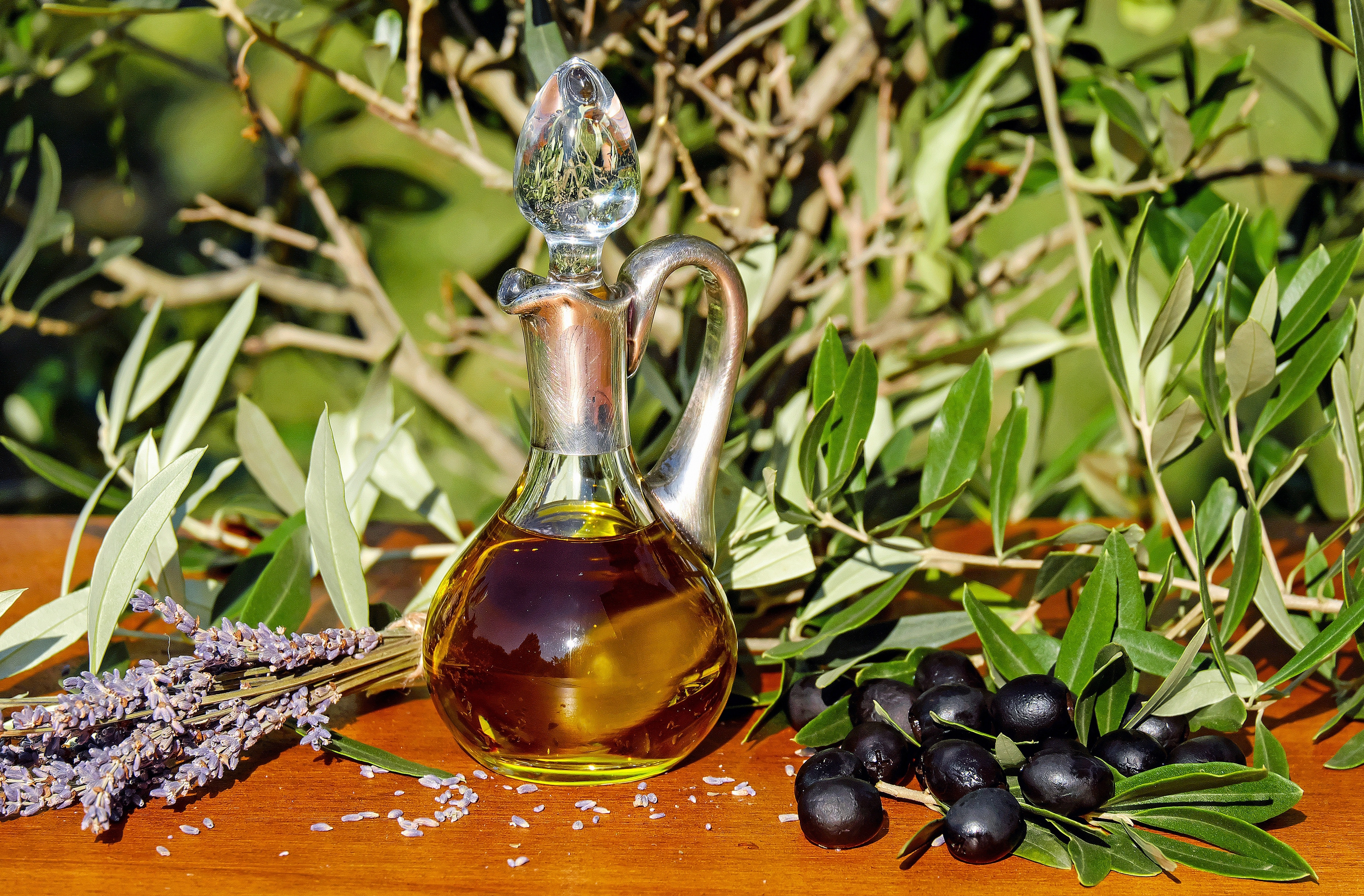 Olive oil for your health