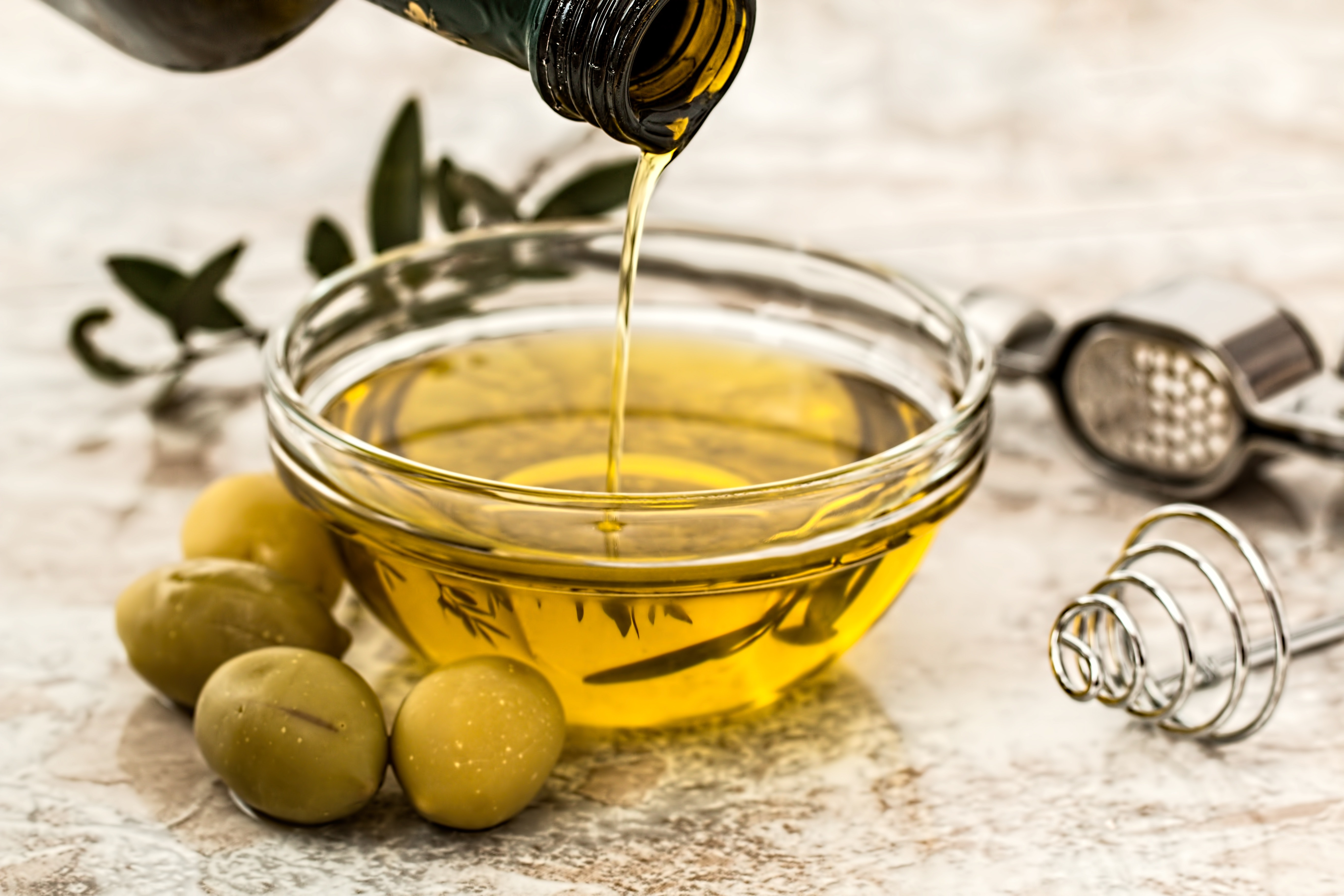 Quality of olive oil